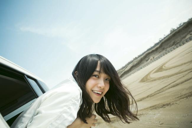 深川麻衣ファースト写真集「ずっと、そばにいたい」