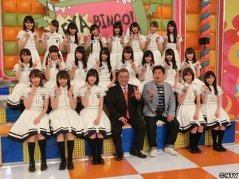 欅坂46新番組「KEYABINGO!」7/5スタート!MCはサンドウィッチマン!