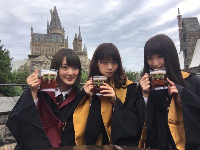 「KinKi Kidsのブンブブーン」乃木坂46とUSJ満喫ツアー! 出演:生駒里奈、高山一実、西野七瀬 [10/30 13:30~]