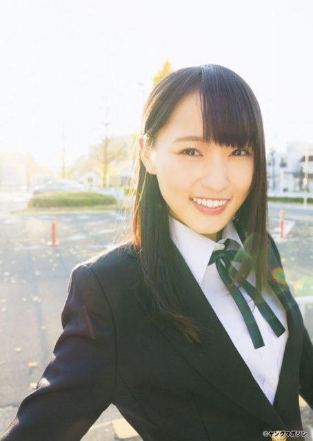 「週刊ヤングマガジン 2017年 No.7」本日発売! グラビア:菅井友香(欅坂46)