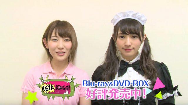 [動画] 「KEYABINGO!」Blu-ray&DVD スペシャルダイジェスト映像公開!