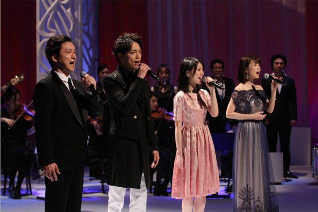 「MUSIC FAIR」乃木坂46生田絵梨花が豪華メンバーとミュージカルの名曲を披露! [2/4 18:00~]