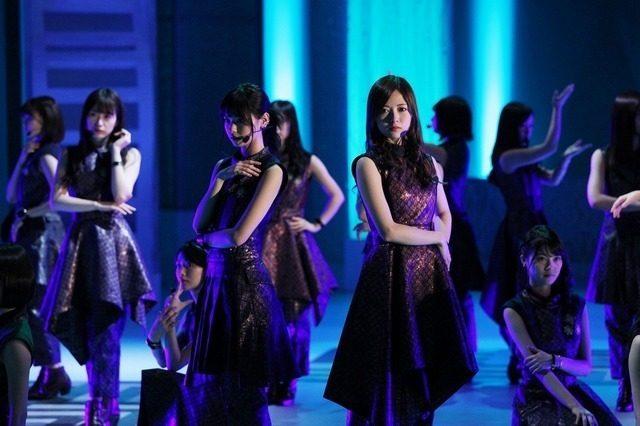 「MUSIC FAIR」乃木坂46 ♪ インフルエンサー [3/25 18:00~]