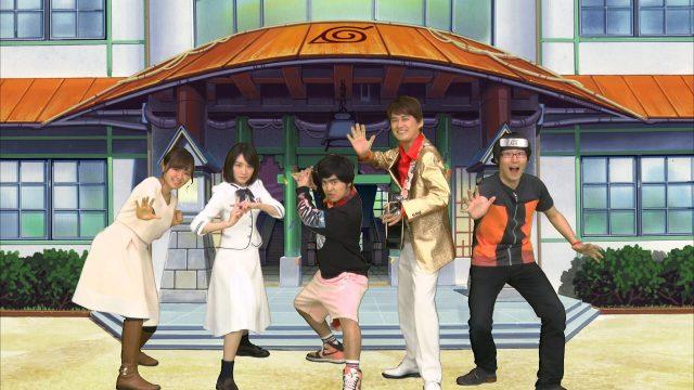 「NARUTO TO BORUTO スペシャル!」出演:生駒里奈(乃木坂46) [4/1 7:00~]