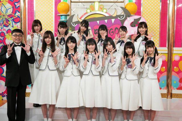 新番組「NOGIBINGO!8」乃木坂3期生バラエティー入学式!(秘)ドッキリで大号泣! [4/10 25:29~]