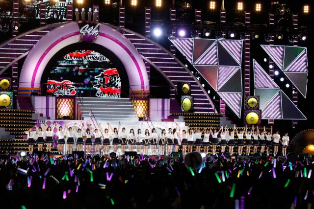 乃木坂46「4th YEAR BIRTHDAY LIVE」DVD&Blu-ray化!6/28発売決定! <ショップ別先着特典&セブン限定特典あり>