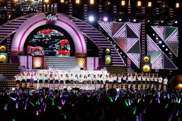 乃木坂46「4th YEAR BIRTHDAY LIVE」DVD&Blu-ray化!6/28発売決定! <ショップ別先着特典&セブン限定特典あり>