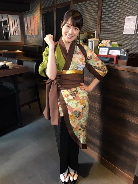 「My first baito」#10 高山一実 郷土料理屋でアルバイト 実践編 [6/15 22:54~]