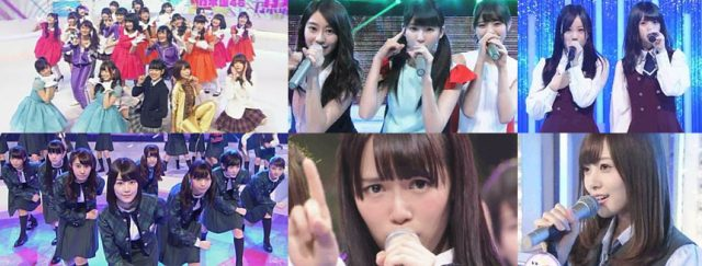 「乃木坂46SHOW! Re-mix」珠玉のカップリング曲スペシャル!超レア曲を一挙に放送! [6/24 23:45~]