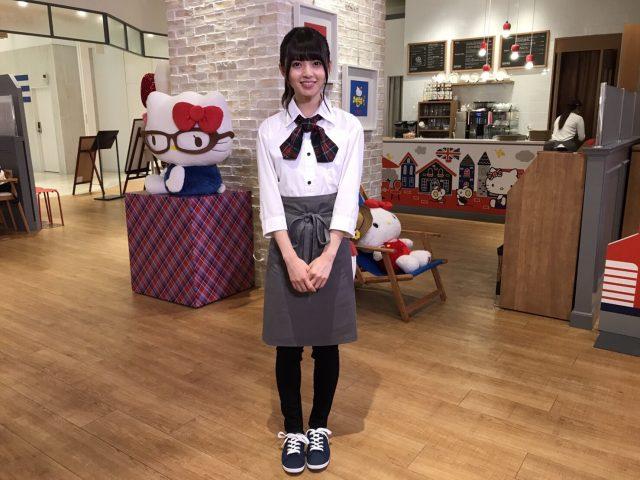 「My first baito」#26:齋藤飛鳥 ハローキティのカフェでアルバイト 実践編 [10/5 22:54~]