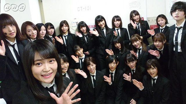 「シブヤノオト」出演:欅坂46 ♪ 風に吹かれても * 女性アーティスト大集合! [10/21 17:00~]