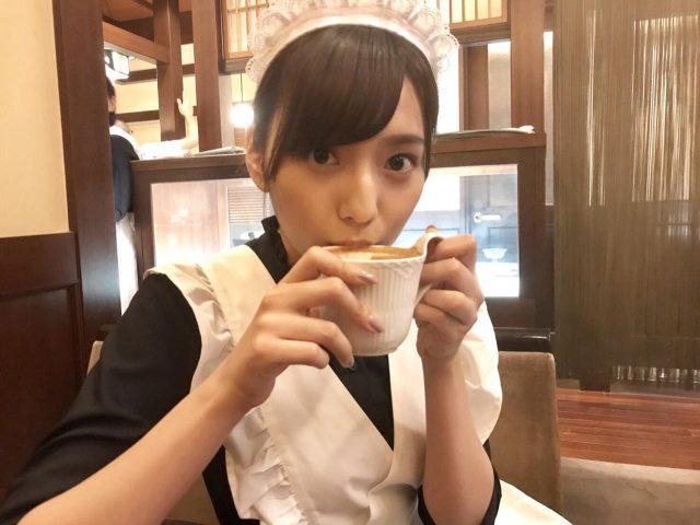 「My first baito」#36:新内眞衣 喫茶店でアルバイト 実践編 [12/14 22:54~]