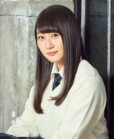 けやき坂46潮紗理菜、20歳の誕生日! [1997年12月26日生まれ]