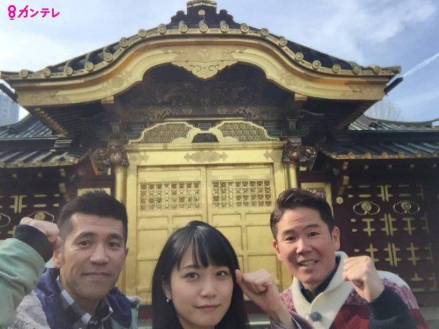 深川麻衣 * 「にじいろジーン」ニッポン開運 福めぐり [2/17 8:30~]
