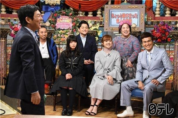 欅坂46長濱ねる「踊る踊る踊る!さんま御殿!!」春の豪華3時間SP! [4/10 19:56~]