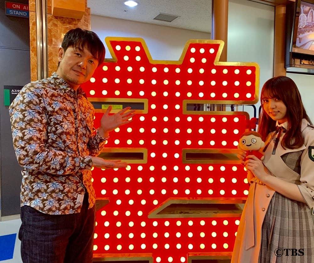 欅坂46 小林由依 * TBS「この差って何ですか?」 [3/12 19:00~]