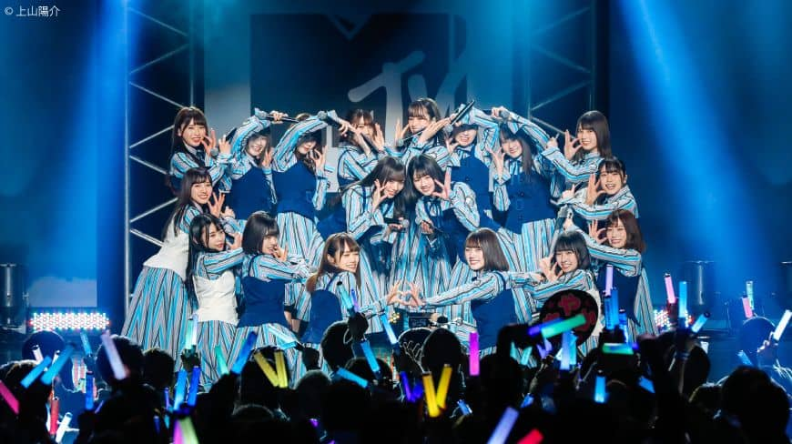 「MTV LIVE PREMIUM: 日向坂46 -1st Story-」 [3/23 19:00~]