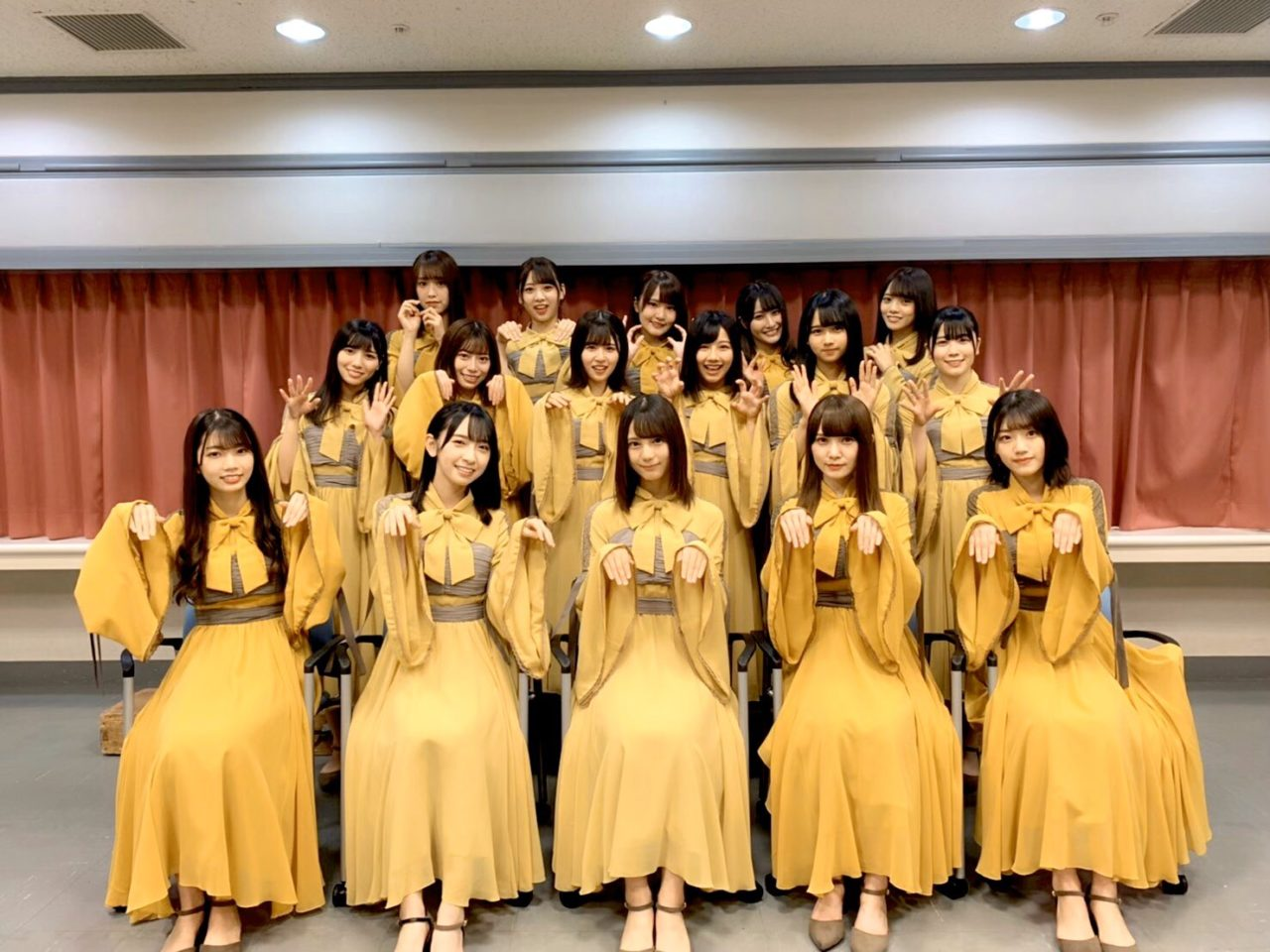 日向坂46が新曲『こんなに好きになっちゃっていいの?』を披露! TBS「COUNT DOWN TV」 [10/12 25:28~]