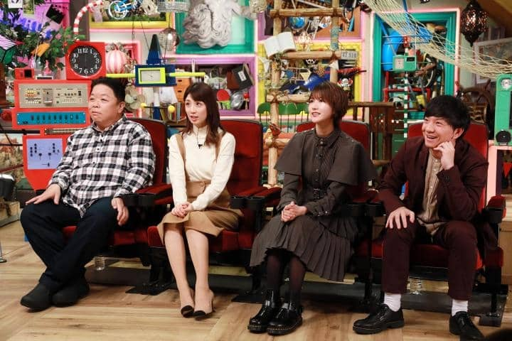 欅坂46 土生瑞穂が「あいつ今何してる?」に出演、女性アナウンサーSP