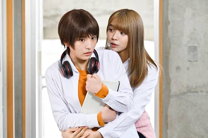 欅坂46 小林由依出演「女子高生の無駄づかい」第4話「恋とごま油とエクソシスト」放送!