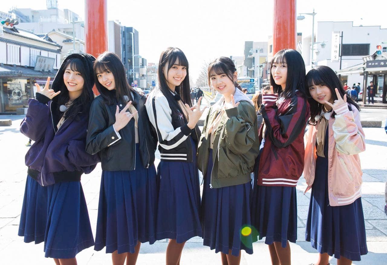「乃木坂どこへ」4期生が鎌倉でお嬢様とギャルに…番組初コントに挑戦!