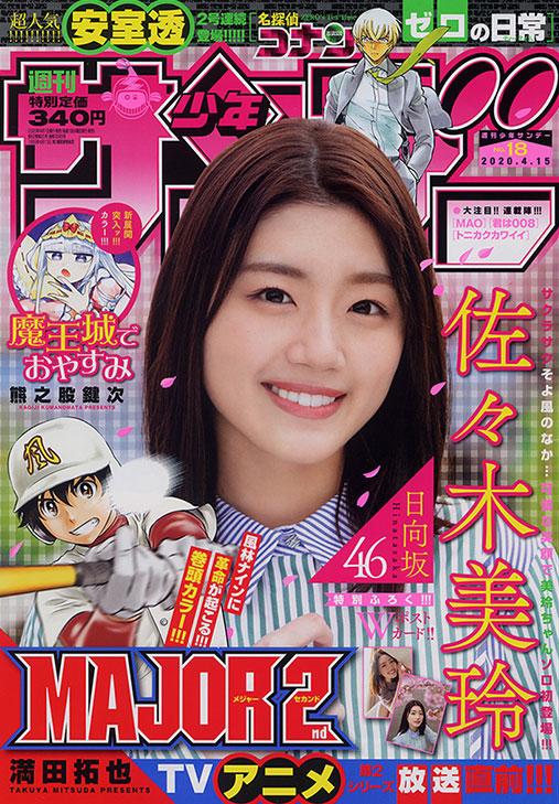 週刊少年サンデー 2020年 No.18