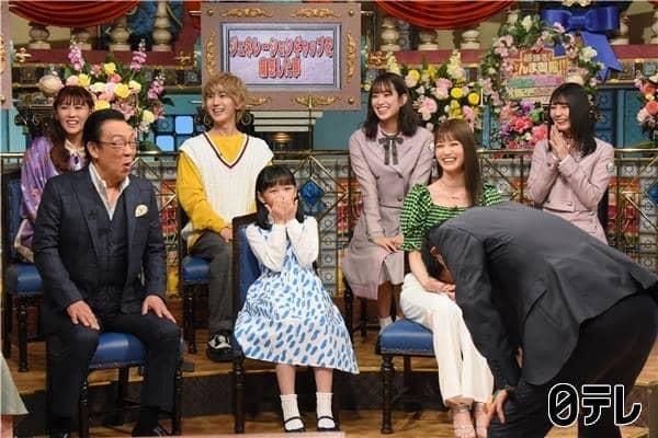 日向坂46 佐々木久美&小坂菜緒が「超踊る!さんま御殿!!3時間SP」にゲスト出演!