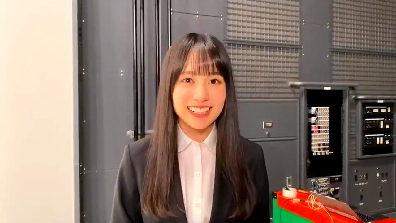 【動画】乃木坂46 賀喜遥香「ノギザカスキッツ」メッセージ映像