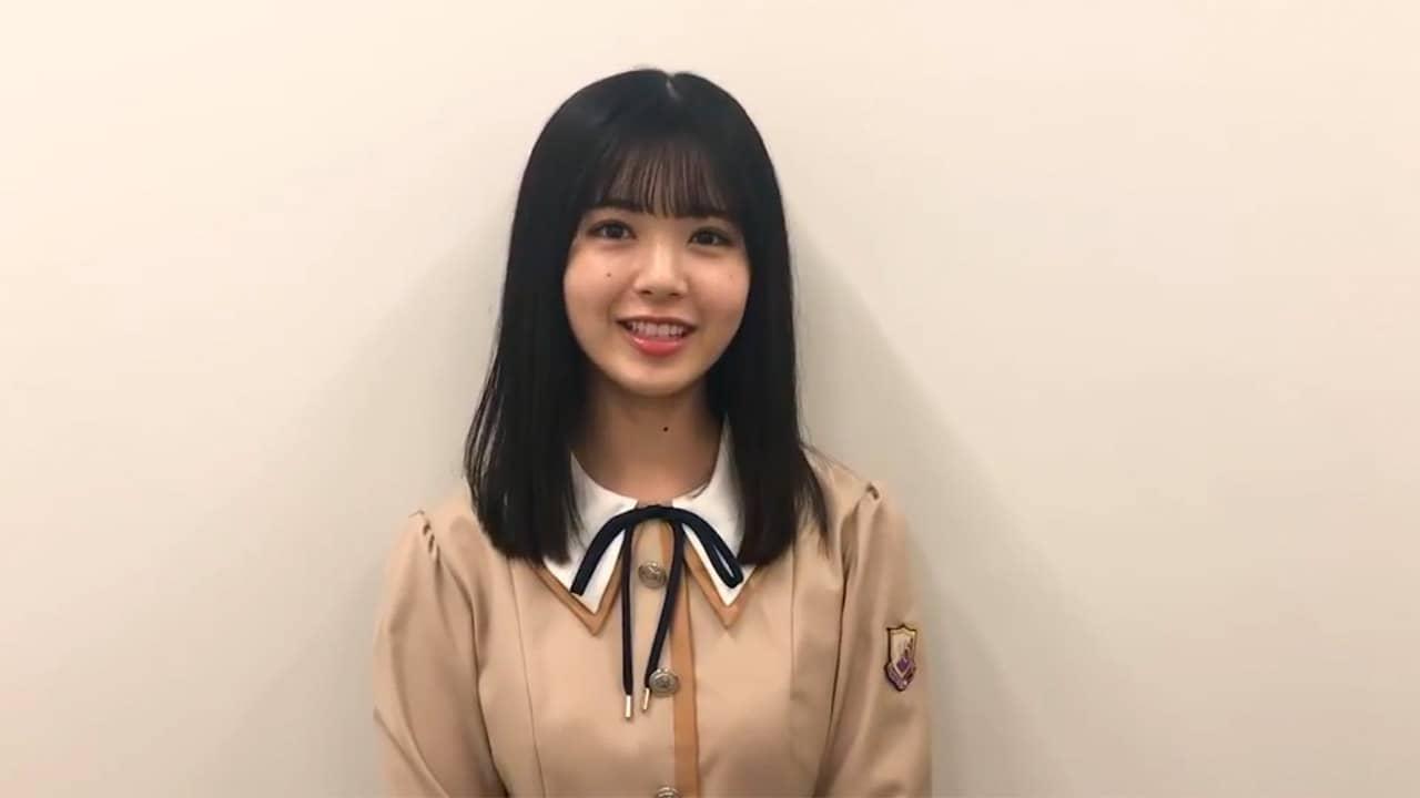 【動画】乃木坂46 筒井あやめ「ノギザカスキッツ」メッセージ映像