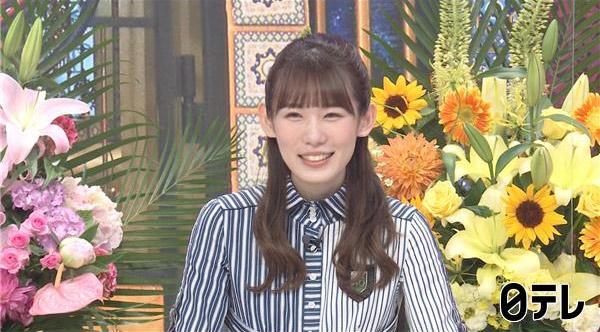 欅坂46 小池美波が「夏の超特大さんま御殿!!3時間SP」にゲスト出演!