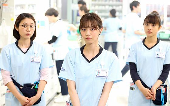 西野七瀬出演、ドラマ「アンサング・シンデレラ」第3話放送!