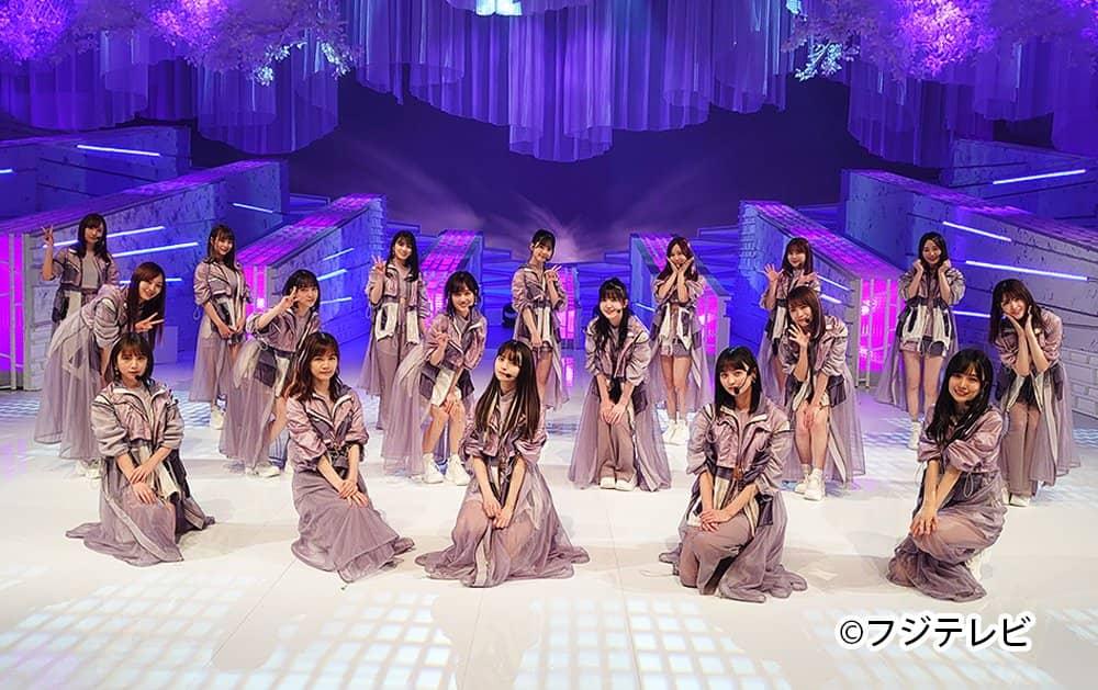 乃木坂46が「MUSIC FAIR」に出演!新曲「Route 246」を披露!平原綾香×生田絵梨花×藍井エイルのSPコラボも!