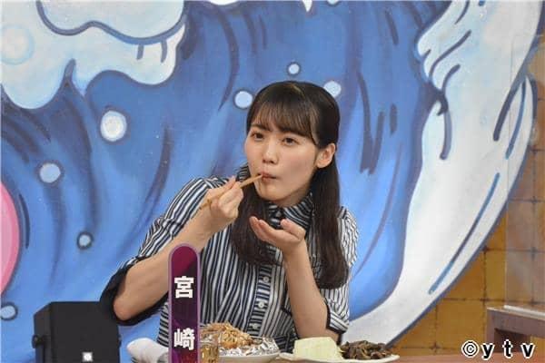欅坂46 松田里奈が「秘密のケンミンSHOW極」に出演!全国激ウマ最強チキンFES開催!!