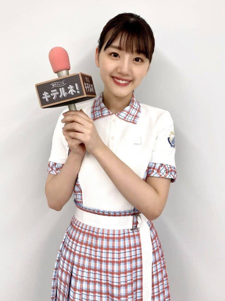 日向坂46 佐々木美玲が「ZIP!」内コーナー「流行ニュース キテルネ!」に出演!