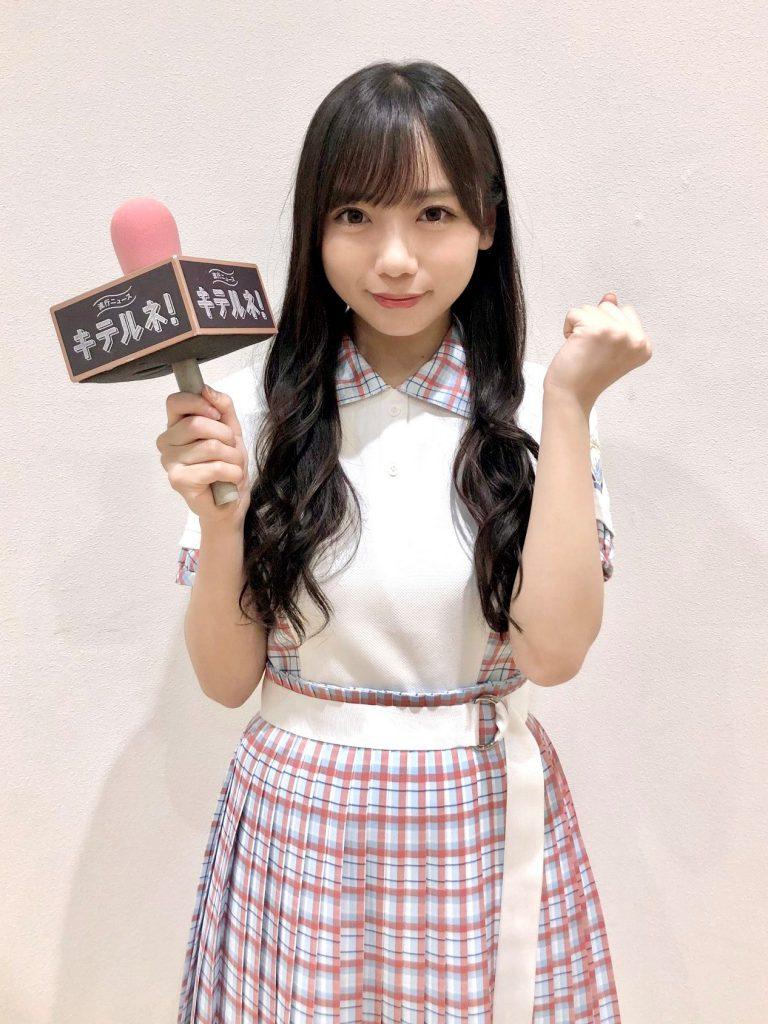 日向坂46 齊藤京子が「ZIP!」内コーナー「流行ニュース キテルネ!」に出演!