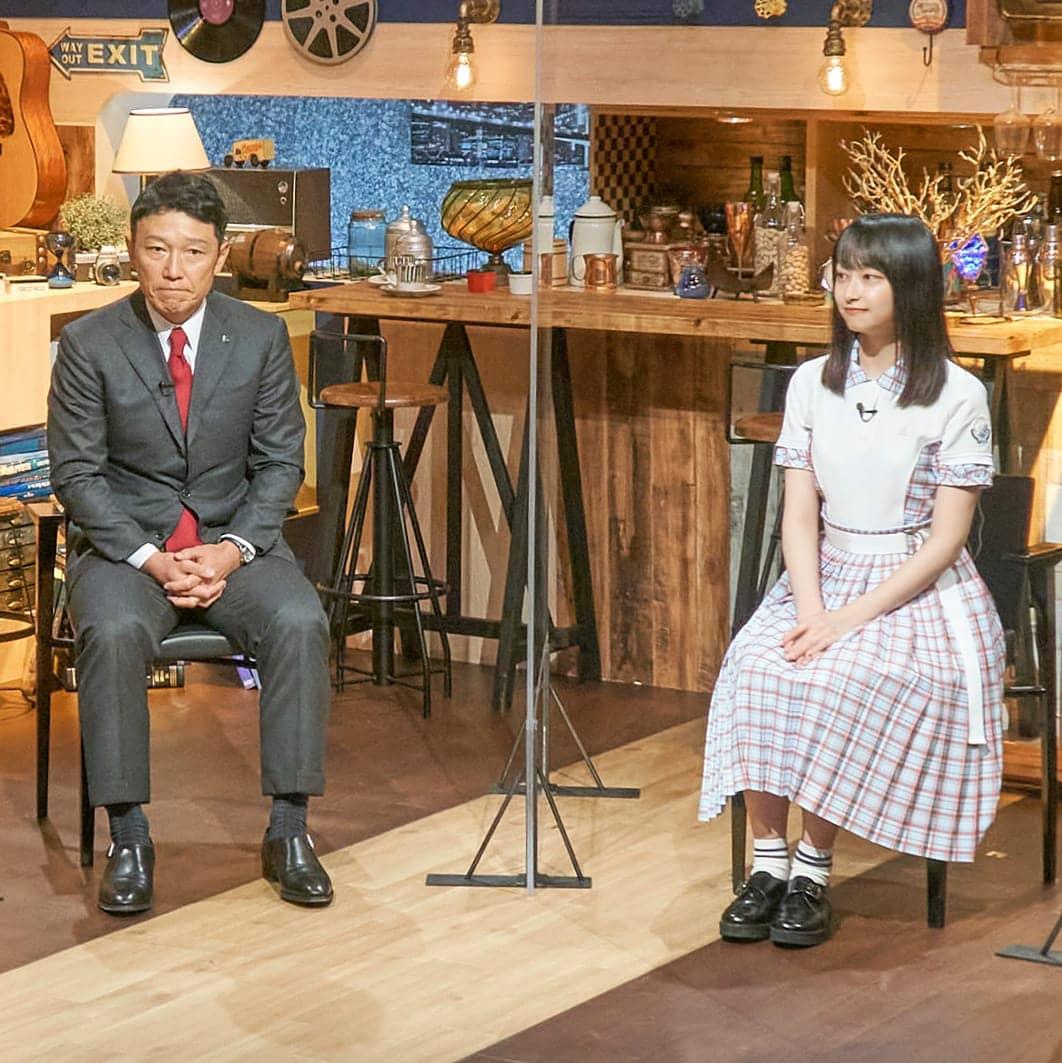 日向坂46 影山優佳が「FOOT×BRAIN」に出演!独自の視点でヴィッセル神戸を分析!