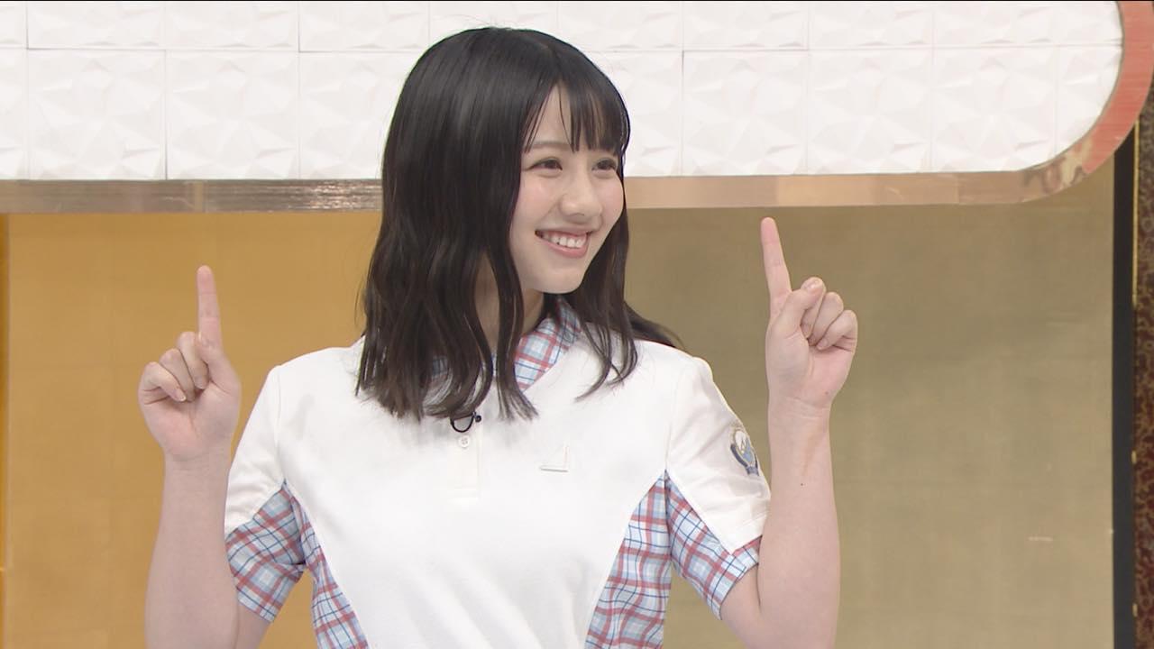日向坂46 渡邉美穂が「上田晋也の日本メダル話」に出演!