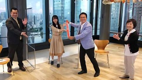 乃木坂46 佐藤楓が「あす号砲!全日本大学駅伝」に出演!【BS朝日】