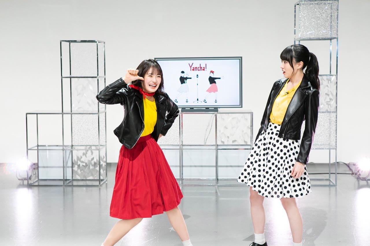 「ノギザカスキッツ ACT2」#4:やんちゃなやんちゃん⑤&三姫学園②