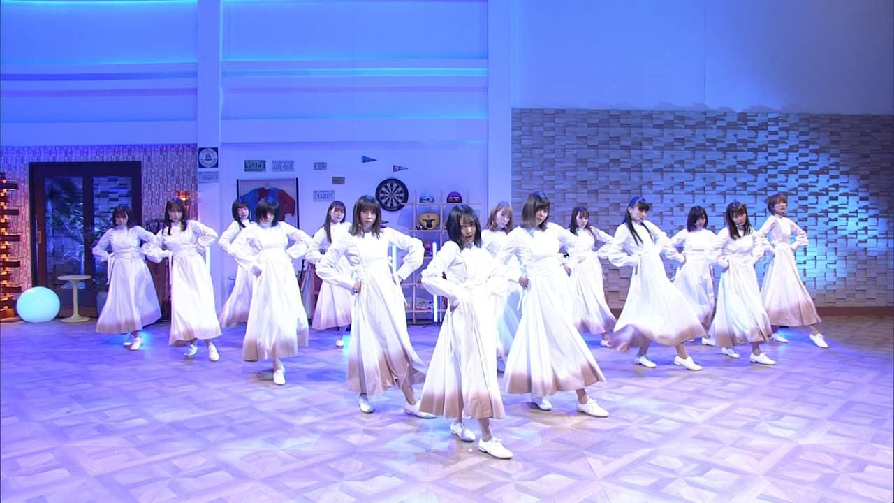 櫻坂46が「第8回明石家紅白!」にゲスト出演!
