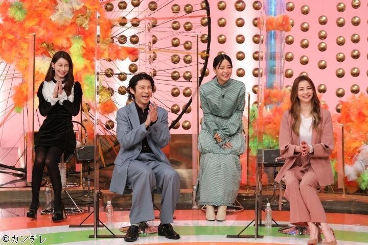 深川麻衣が「華丸大吉&千鳥のテッパンいただきます!」にゲスト出演!キュートな一面にときめいた先輩俳優Tとは?
