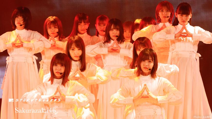 櫻坂46 特別番組「Storytellers: Sakurazaka46」#1:森田ひかるセンター曲 歌唱メンバーのインタビューを中心にお届け【BSスカパー!】