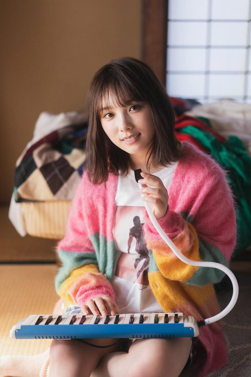 乃木坂46 与田祐希が表紙に登場!「B.L.T. 2021年4月号」2/24発売!【予約開始】