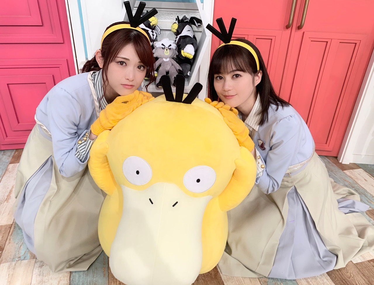 乃木坂46 生田絵梨花&松村沙友理が「ポケモンの家あつまる?」にゲスト出演!