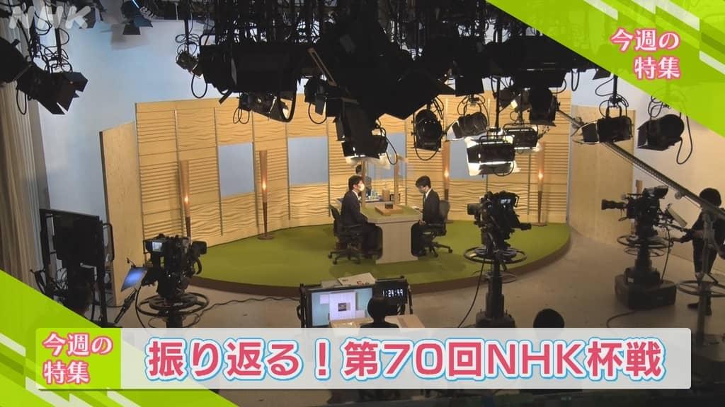 乃木坂46 向井葉月MC「将棋フォーカス」振り返る!第70回NHK杯戦