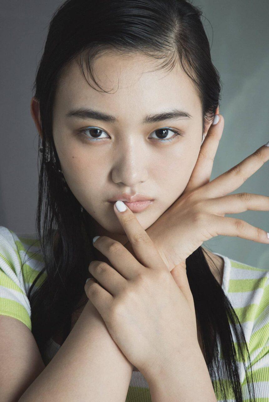 櫻坂46 山﨑天が「ViVi」専属モデルに就任!