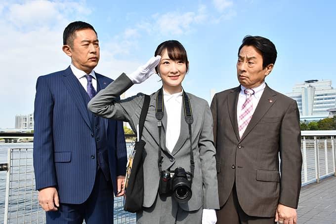 生駒里奈が「警視庁・捜査一課長」第3話にゲスト出演!