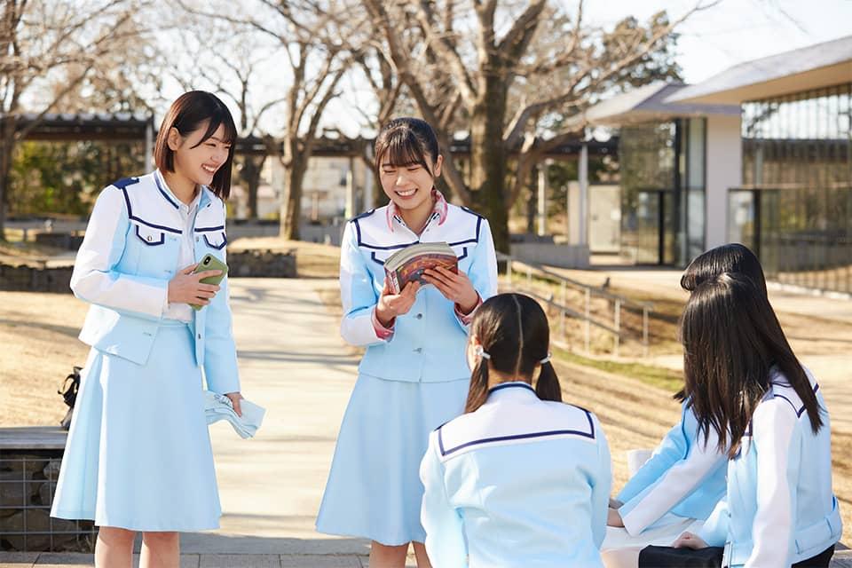 日向坂46主演 声優青春ドラマ「声春っ!」第2話:好敵手未満