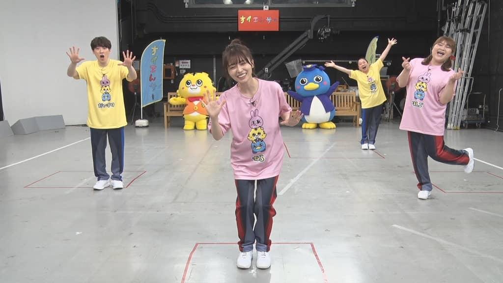 長濱ねるが「すイエんサー」にゲスト出演!体力テストスペシャル!後編