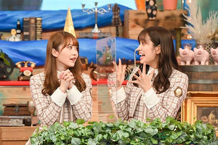 日向坂46 加藤史帆&佐々木久美が「オオカミ少年」にゲスト出演!